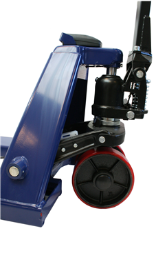 2 Tonne Hand Pallet Truck with Load Indicator