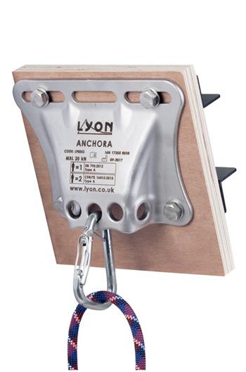 Lyon ANCHORA Bolt-on Anchor Device