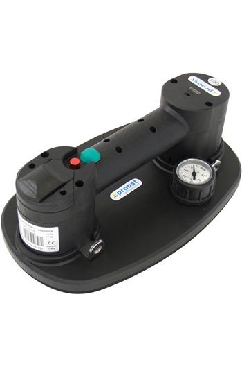 Cordless 14.8V Battery Powered Vacuum Suction Pad Lifter
