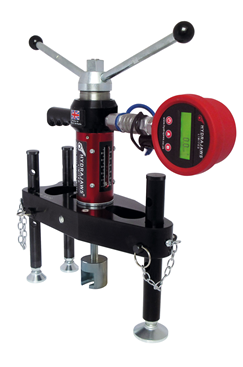 Hydrajaws Model 2050 Mid-Heavy Duty Anchor Pull Tester