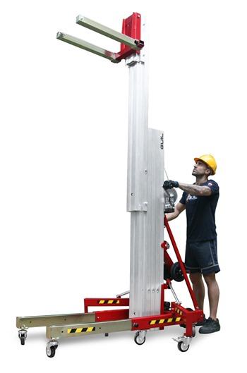 TORO D-404 400kg Material Lift 5.04mtr lift height