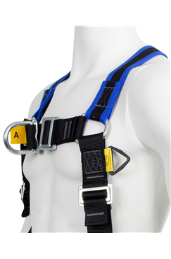 G-Force Premium 2-point Construction Harness