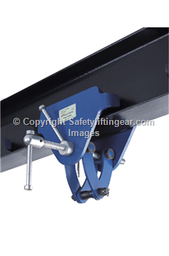 5tonne Adjustable Trolley Clamp