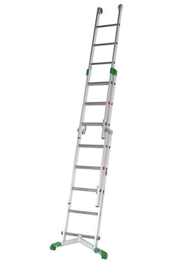 Heavy Duty 7+8+8 Combination Ladder