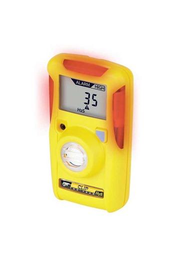BW Clip 3yr Disposable Carbon Monoxide (CO) Single Gas Detector