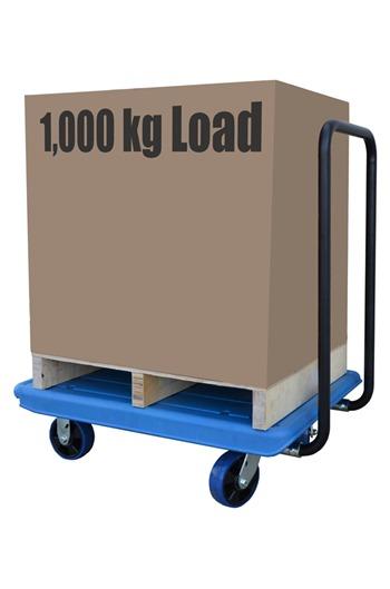 1000kg Load Rated Platform Truck