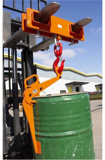 500kg Vertical Lift Drum Clamp