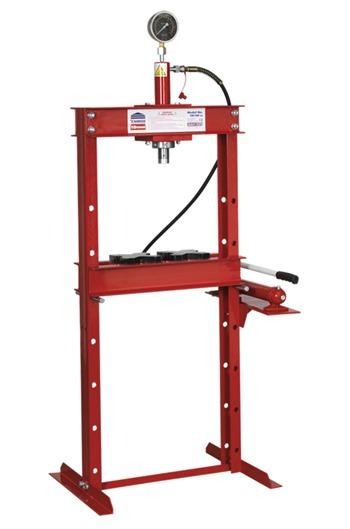 Hydraulic Press 10tonne Floor Type
