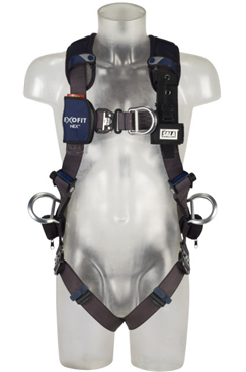 3M DBI-SALA ExoFit NEX Wind Energy Positioning Climbing Harness
