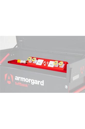 Armorgard TBDS4P Deep PowerShelf to suit TBC4 TuffBank