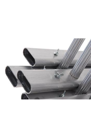 Aluminium Sectional 3x5 Surveyors Ladder