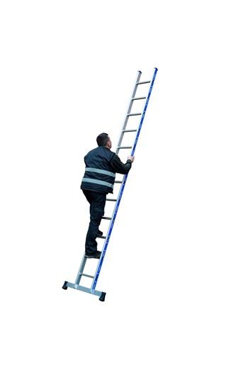 Heavy Duty EN131 Extension Ladder 5.2mtr
