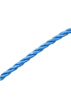30mtr coil of 8mm Polypropylene Rope