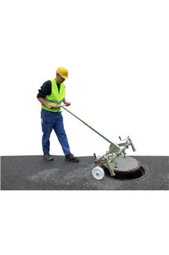 SDH-M-10 Mechanical Manhole Cover Lifter