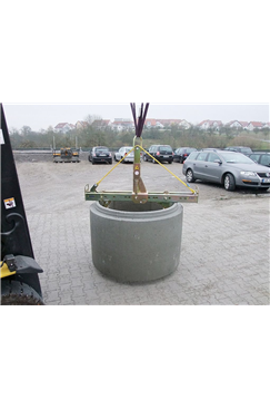 SVZ-ECO-L Manhole and Cone Installation Clamp