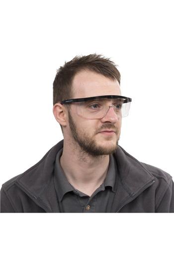 LifeGear Classic Style Safety Glasses EN166