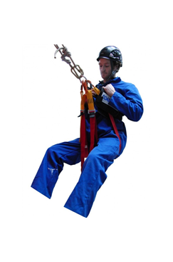Lyon Rapid-Fitting Casualty Harness