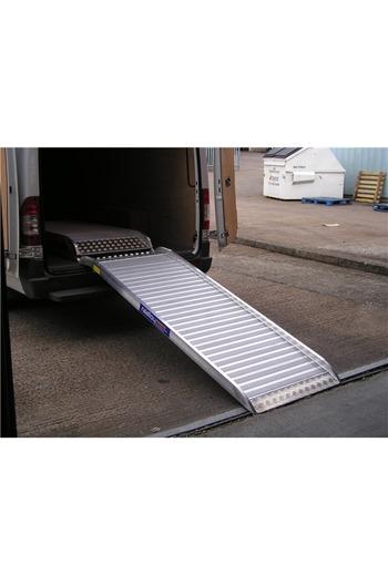 Alloy Ramp RR8 Single-stage Van Access Ramp x 2350mm