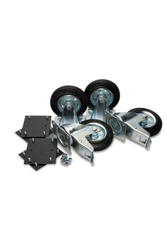 Castors to suit Armorgard OxBox, TuffBank and TuffStor