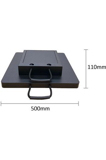 Eco-Stak 70 Kit 1 Stackable Jacking Blocks