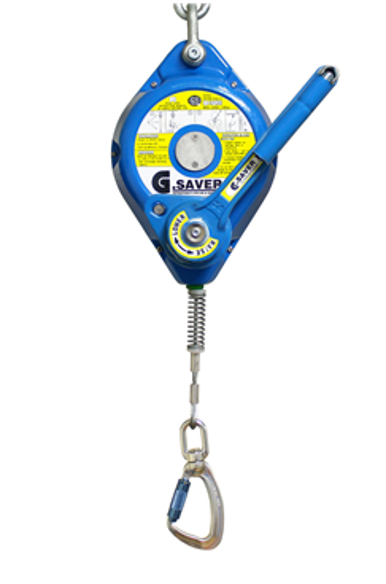 Globestock 14mtr G.Saver II Compact Tripod Kit c/w Rescue Harness