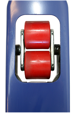 2 Tonne Hand Pallet Trolley with Load Indicator (1 Year Warranty)