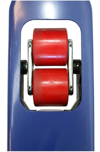 2 Tonne Hand Pallet Truck - Load Indicator - 1 Year Warranty