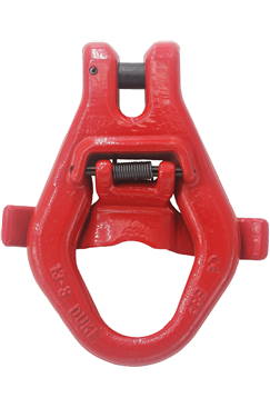 5.3tonne G80 Clevis Skip Hook with Spring Gate