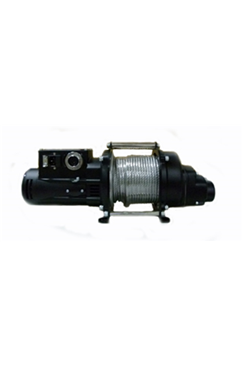 Electric Winch, 240 volt , Lifting capacity 500kg c/w