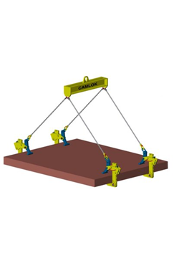 CAMLOK ACH 'Adjustable' Horizontal Plate Clamps