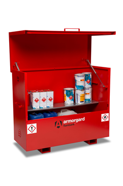 Armorgard FBC5 FlamBank Hazardous Site Storage Chest 1585x675x1275mm