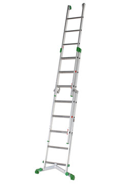 Heavy Duty 5+6+6 Combination Ladder