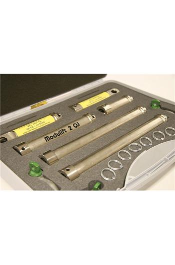 MOD QJ2 Portable Spreader Beam 2 tonne 0.3mtr to 1.2mtr
