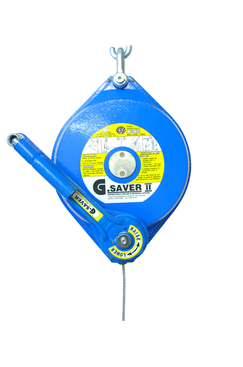 Globestock G.Saver II 34mtr Recovery Fall Arrester GSE434G