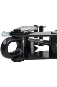 1 Tonne Beam Clamp (Black, Universal Fit)