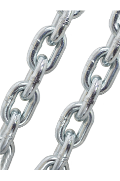 10mm High Tensile Multi Purpose Heavy Duty Zinc Plated Chain