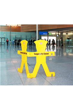 Addgards Minder Plastic Safety Barrier