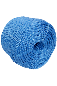 100mtr coil of 10mm Polypropylene Multipurpose Rope