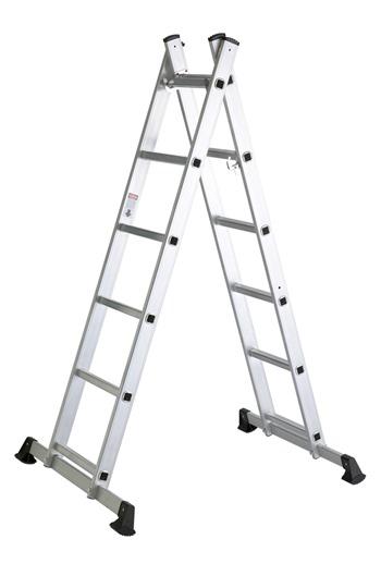 Lyte Ladders HD628 5-way Platform Ladder