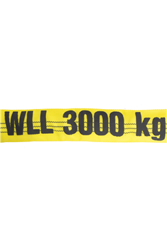 3Tonne Roundsling Lengths From 0.5mtr to 10mtr EWL Available