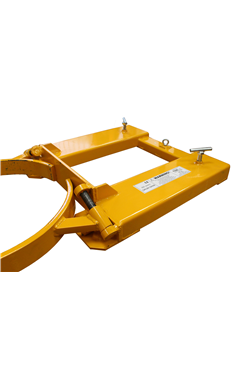 Drum Grab Forklift Attachment 450kg Capacity