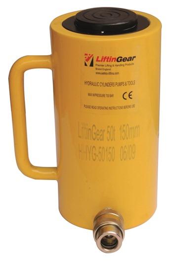 10 tonne x 200mm Stroke Hydraulic cylinder