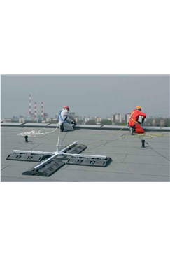 Roof Man Safety Anchor For 2 People