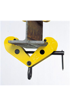 CAMLOK SC92-5/L 5000kg Wide Jaw Beam Clamp with Shackle