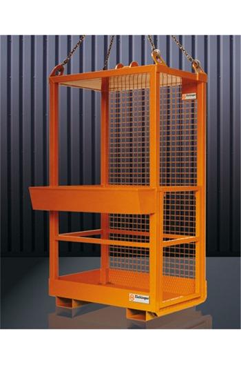 Eichinger 1073.2 2man Man Basket