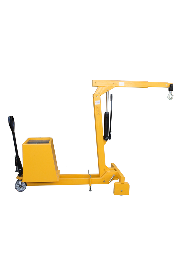 550kg Counter Balance Floor Crane Cbfc Safetyliftingear
