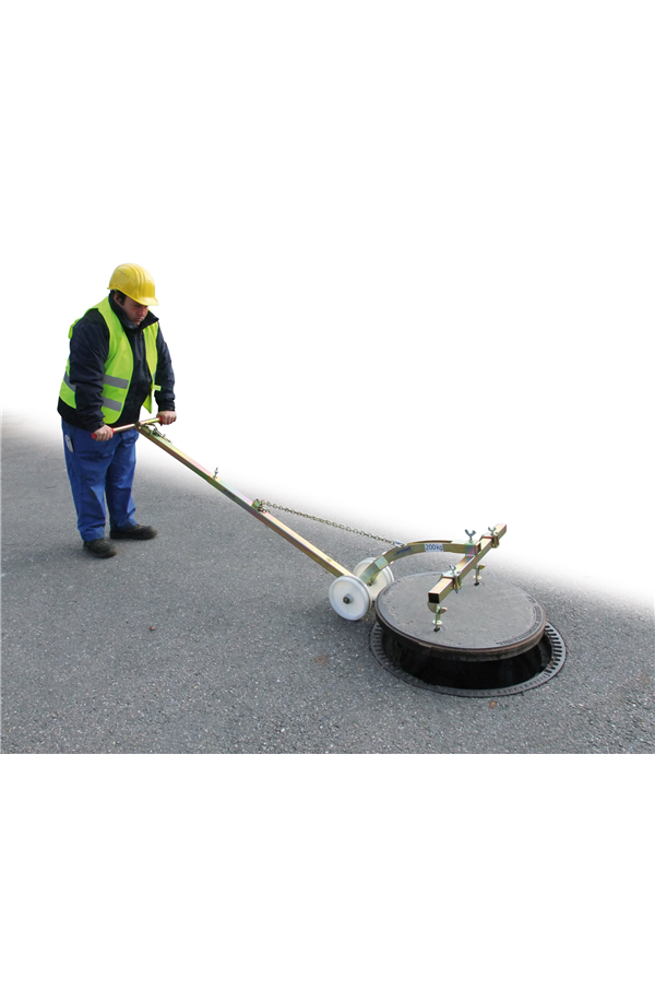 Sdh Light Mechanical Manhole Cover Lifter Sdh Light Rs