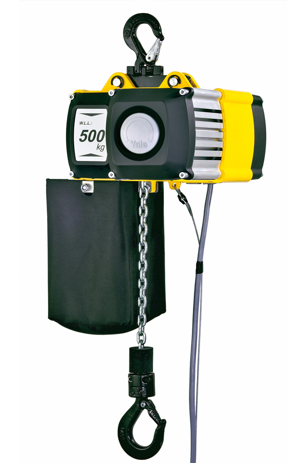 Yale Cpv2 8 250kg 3phase Electric Chain Hoist Cm Cpv2 8