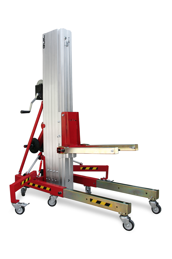 Material Lift Safety : Toro d kg material lift mtr height