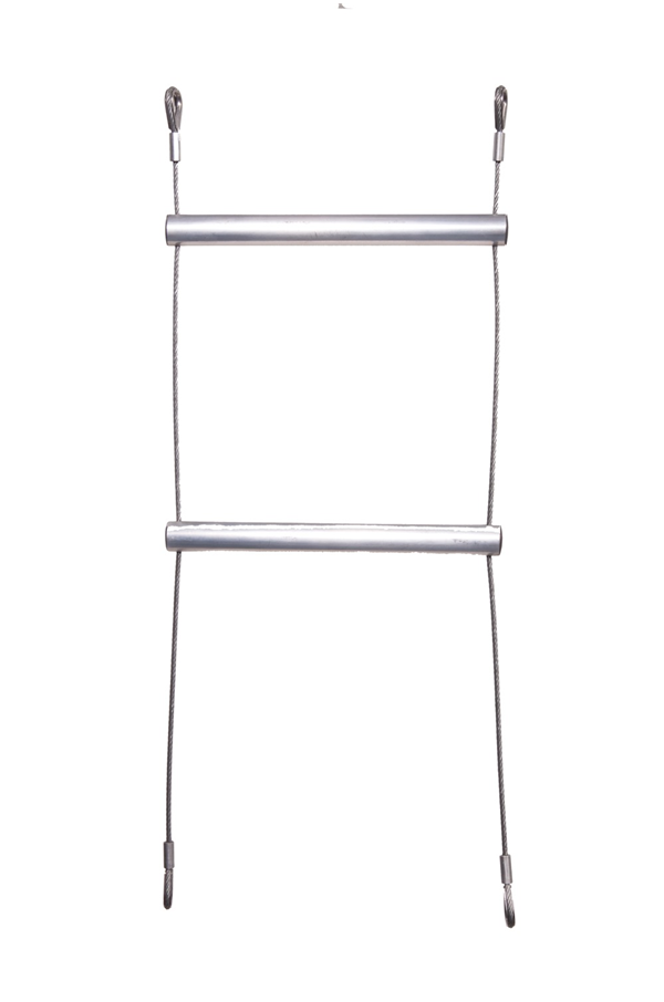 Lyon Flexible Galvanised Wire Rope Ladder Swaged Eye | LYON-CL4 ...